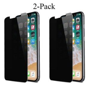 2 Pack Privacy Screen Protector for iPhone XR